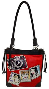 Brighton Flash Crossbosy Braided Strap Novely Shoulder Bag