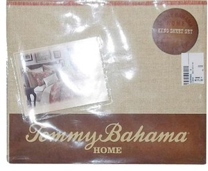 Tommy Bahama Catalina King Sheet Set