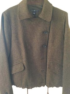 Gap Wool Brown Jacket
