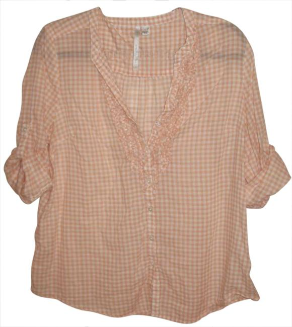 Preload https://item5.tradesy.com/images/lc-lauren-conrad-pink-blouse-size-16-xl-plus-0x-201019-0-0.jpg?width=400&height=650