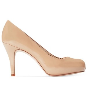 Madden Girl Nude Pumps