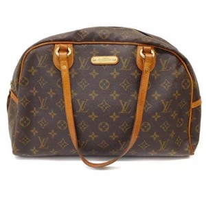 Louis Vuitton Monogram Vintage Sporty Hobo Bag