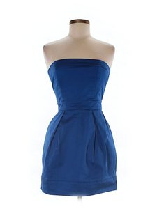 French Connection Strapless Shift Dress
