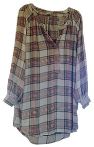 Patterson J. Kincaid short dress Plaid on Tradesy