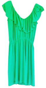 T-Bags Los Angeles short dress Green on Tradesy