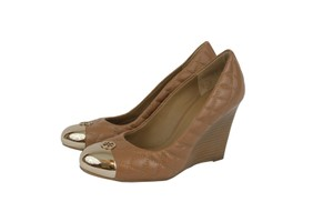 Tory Burch Beige/clay Wedges