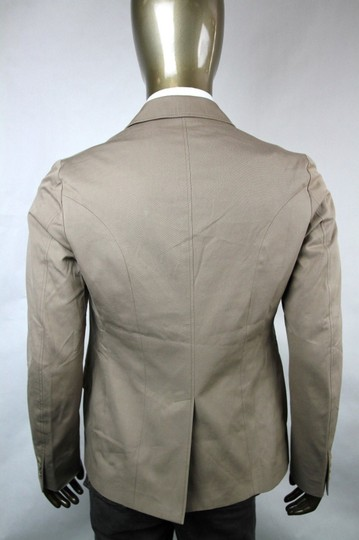 Gucci Light Brown New Men's Embroidered Logo Jacket It 50/ Us 40 337796 2903 Groomsman Gift
