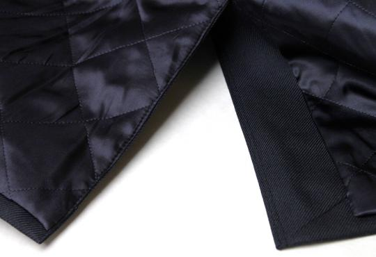 Gucci Navy New Men's Wool Mohair Jacket Quilted Lining It 50 / Us 40 337682 4240 Groomsman Gift