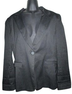 T Tahari Career Work Job Black Blazer