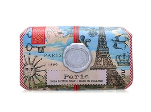 Michel Design Works Michel Design Works Paris Eiffel Tower Soap Dish New Wedding Party