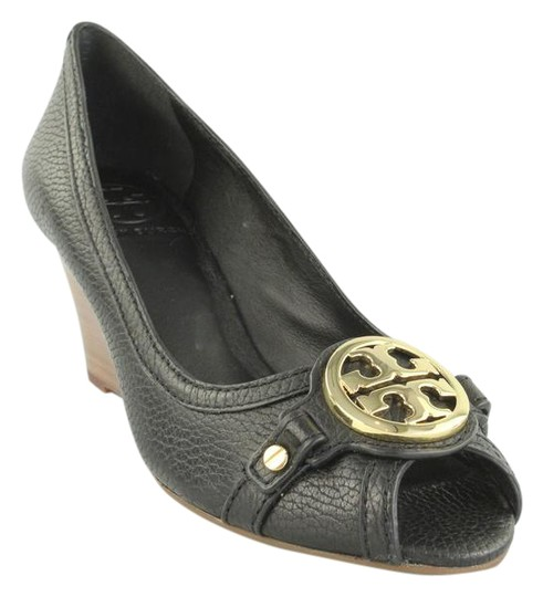 Preload https://img-static.tradesy.com/item/20102750/tory-burch-black-leticia-65-open-toe-tumbled-leather-wedges-size-us-7-regular-m-b-0-3-540-540.jpg
