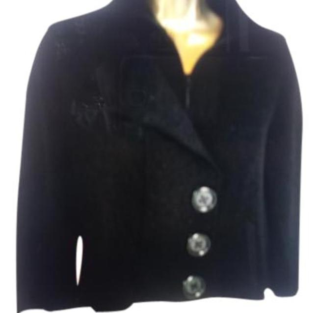 Preload https://img-static.tradesy.com/item/20102823/donna-karan-black-layered-zip-and-button-front-was-45900-nwot-sweaterpullover-size-6-s-0-1-650-650.jpg