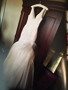 Luly Yang Couture - Custom Made - One Of A Kind Wedding Dress