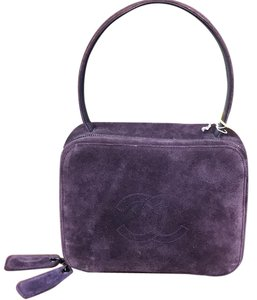 Chanel Satchel in Amethyst