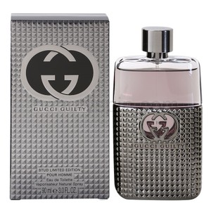Gucci GUCCI GUILTY STUD by GUCCI ~ Men's Eau de Toilette Spray 3 oz