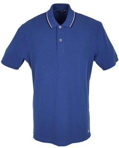 Gucci Men'd Polo Polo T Shirt blue