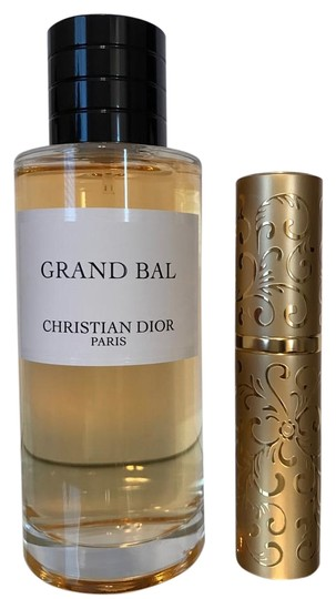 dior privee collection grand bal 10ml filled in gold purse spray fragrance tradesy. Black Bedroom Furniture Sets. Home Design Ideas