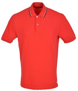Gucci Polo Men's Polo Polo T Shirt Red
