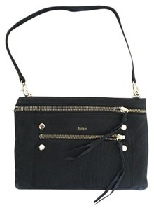 Botkier Leather Shoulder black Clutch