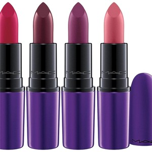 MAC Magic of the night Magic Of The Night Holiday Colection 2015 Set Of 4 Lipstick