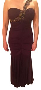 Xscape Embellished One Sweetheart Strapless Formal Dress