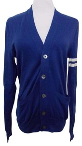Ralph Lauren Rugby Varsity Style Sweater Women's Small Cardigan
