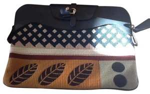 Burberry Prorsum Dark racing green Clutch