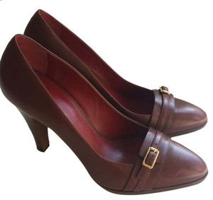 Banana Republic Chestnut brown Pumps