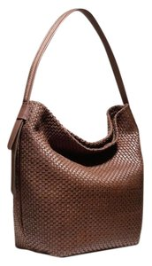 Cole Haan Soft Hand-crafted Leather Hobo Bag