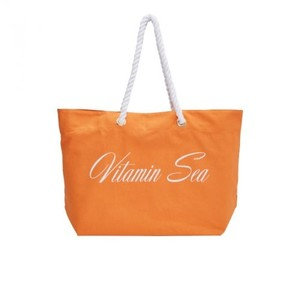 Trina Turk Tote in Orange