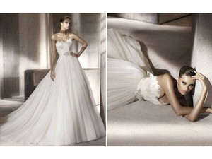 Pronovias Manuel Mota Primor Wedding Dress