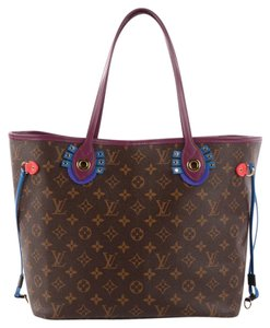 Louis Vuitton Ikat Murakami Neo Tote in Monogram & Multicolor Totem