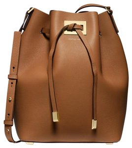 Michael Kors Collection Satchel in Brown