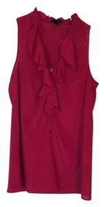 Mossimo Supply Co. Top Maroon