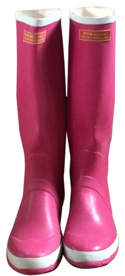 Preload https://img-static.tradesy.com/item/20103625/hot-pink-nantucket-rain-bootsbooties-size-us-8-regular-m-b-0-1-540-540.jpg