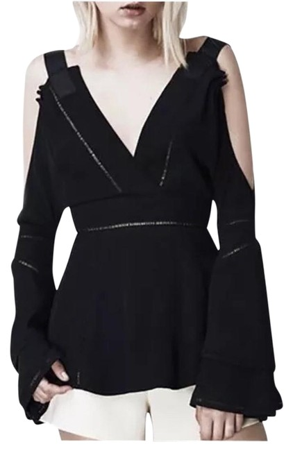Preload https://img-static.tradesy.com/item/20103694/finders-keepers-black-unravel-blouse-size-6-s-0-1-650-650.jpg