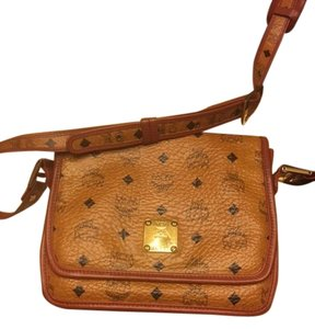 MCM Messenger Purse Cross Body Bag