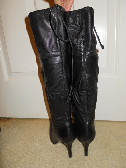 Bandolino Leather black Boots Image 3