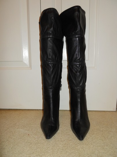 Bandolino Leather black Boots Image 4