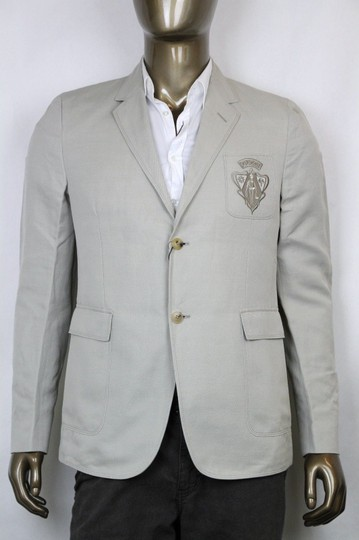 Preload https://img-static.tradesy.com/item/20103953/gucci-beige-hysteria-new-cotton-linen-crest-it-54-us-44-353870-1505-groomsman-gift-0-0-540-540.jpg