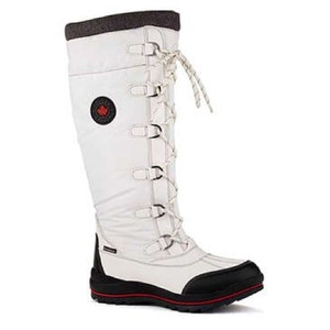 Cougar Canada White Boots
