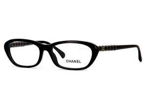 Chanel CH 3215 622 (color) BLACK - Cute Chanel Cat Eye Optical Glasses -FREE 3 DAY SHIPPING