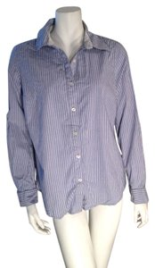 Izod Shirt Striped Shirt Button Down Shirt