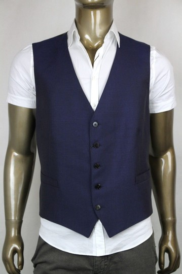 Preload https://img-static.tradesy.com/item/20104419/gucci-navy-blue-new-mens-wool-mohair-it-54-us-44-234125-4564-top-vest-0-0-540-540.jpg