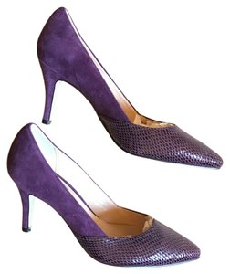 Cole Haan Purple Pumps