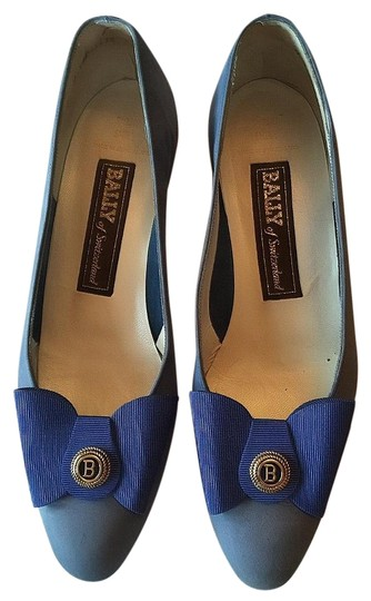 Preload https://item1.tradesy.com/images/bally-blue-emily-ii-nubuck-leather-bow-detail-flats-size-us-8-narrow-aa-n-20104640-0-2.jpg?width=440&height=440