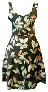 Maggy London short dress Floral on Tradesy