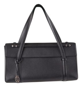 Cartier Satchel in balck