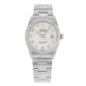Rolex Rolex Datejust 16220 Stainless Steel Automatic Men's Watch (14809)