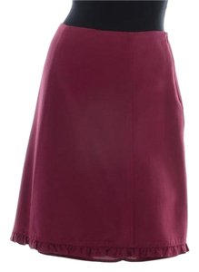 Betsey Johnson Pencil Skirt Fuscia